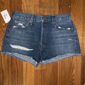 REDONE jean shorts brand new